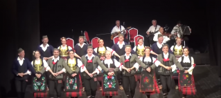 """Zajednički koncert  ANIP """"Veselin Masleša"""" Banja Luka  i KUD """"Svetozar Marković""""  Novi Sad"""